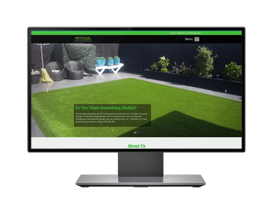 Artificial Grass - Project Portfolio of Freelancers HUB