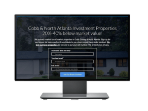 Cobb Real Estate Portfolio Project - Freelancers HUB