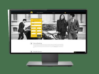 Taxiinparis - Project Portfolio of Freelancers HUB