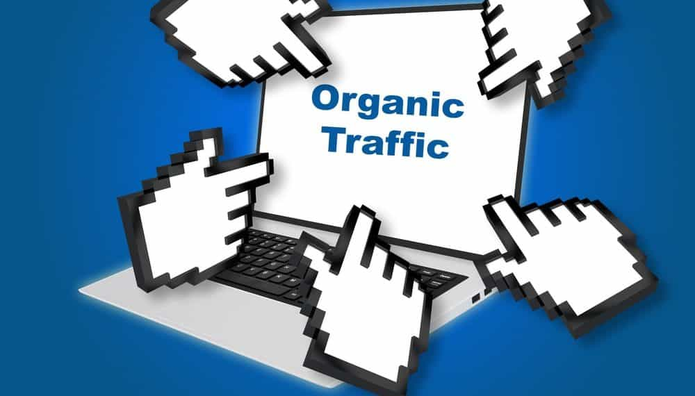 Smart ways to increase organic traffic - explained by freelancers HUB-min