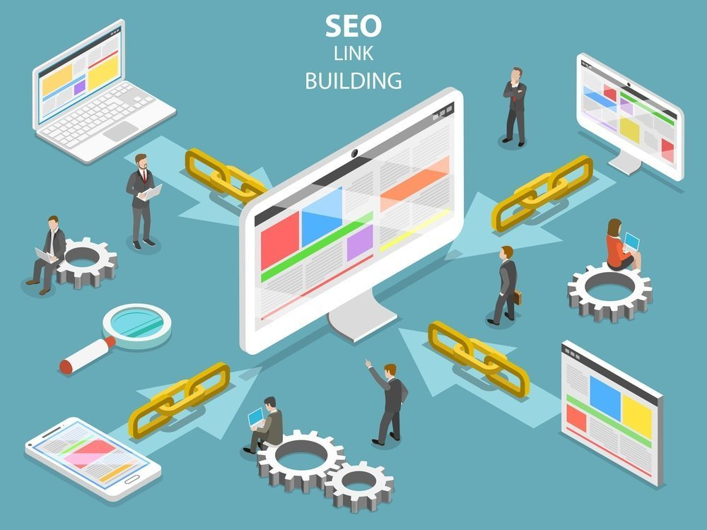 Understanding SEO link Building explained by Freelancers HUB-min