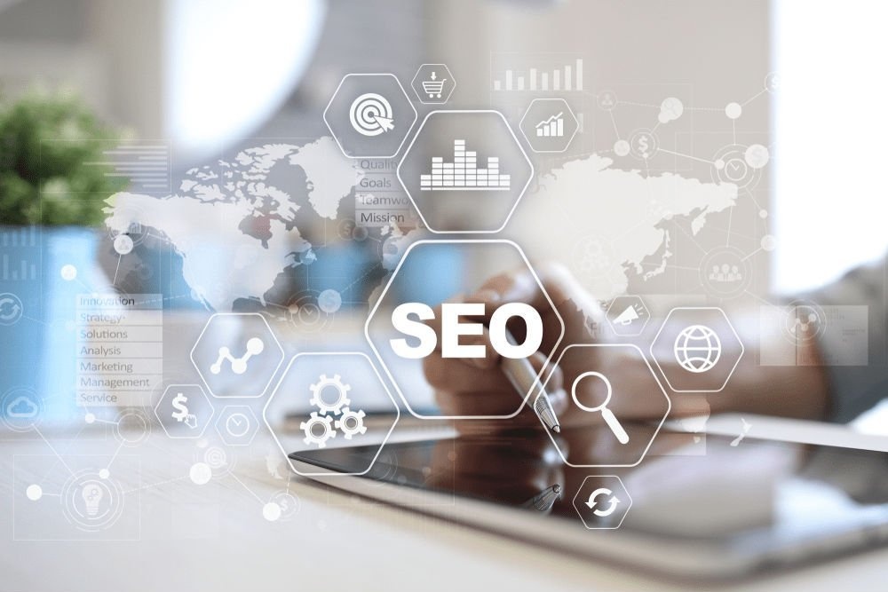 Search Engine Optimization in Digital Marketing Trend explained by Freelancers HUB-min