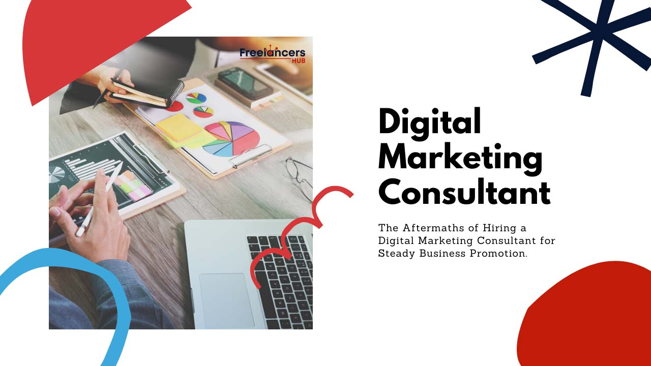 Aftermaths of Hiring a Digital Marketing Consultant for Steady Business Promotion - Freelancers HUB