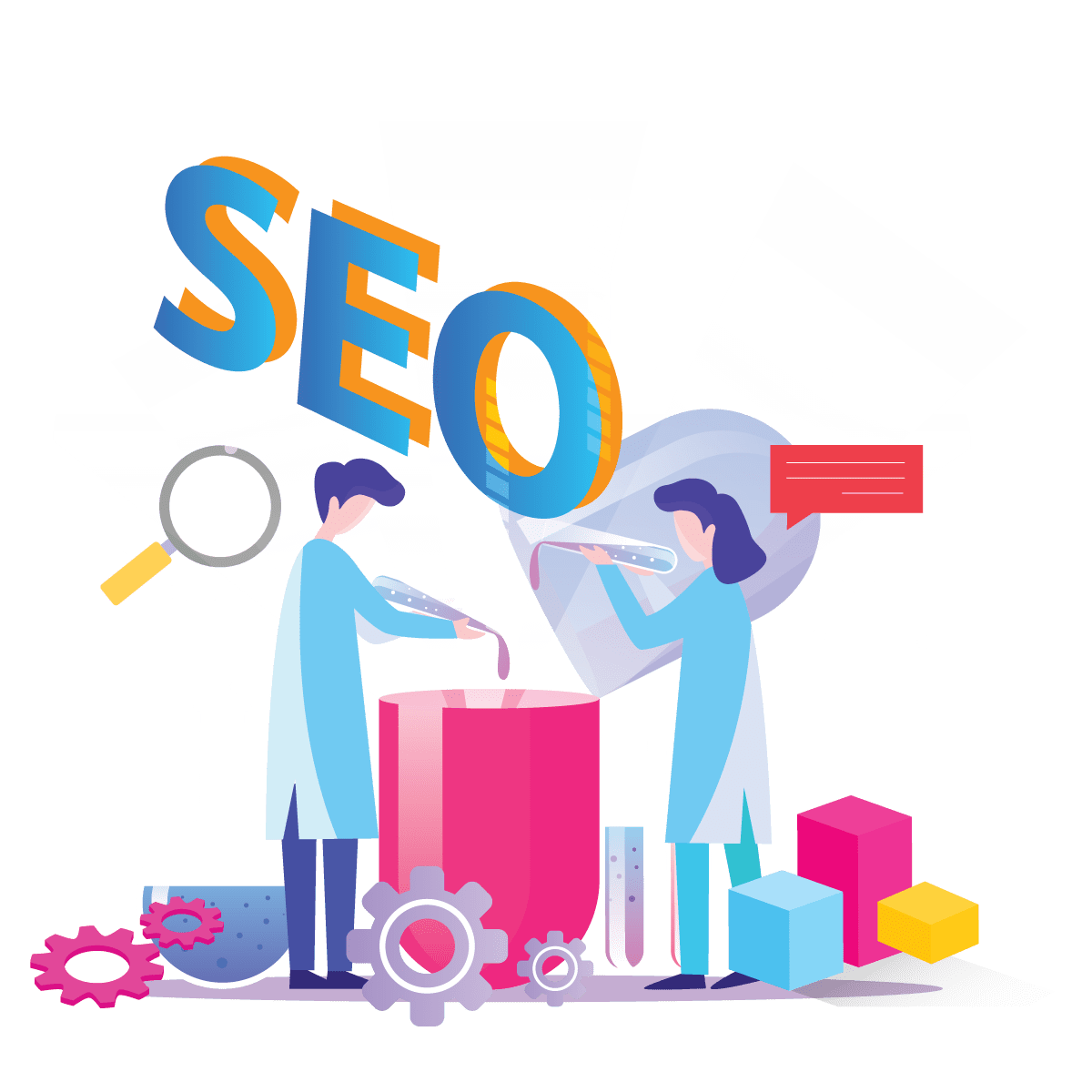 customized seo services by freelancers hub
