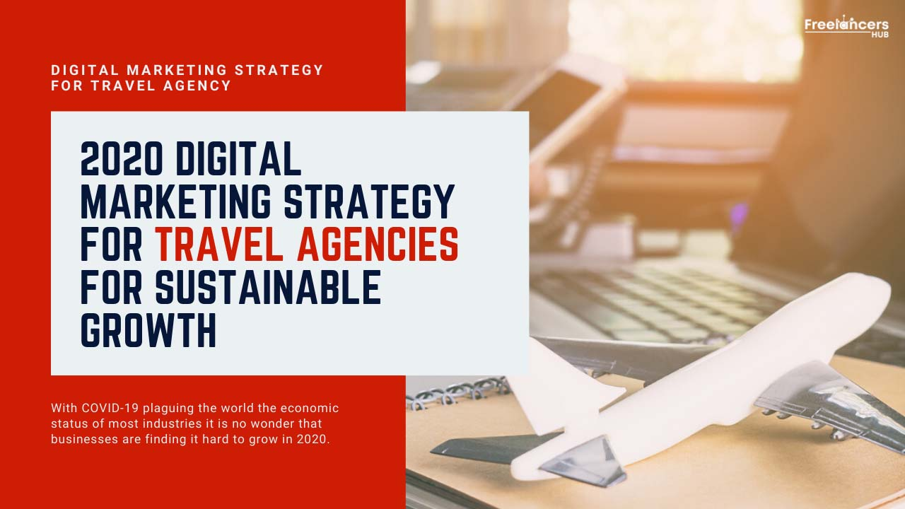 digital marketing strategy for travel agency