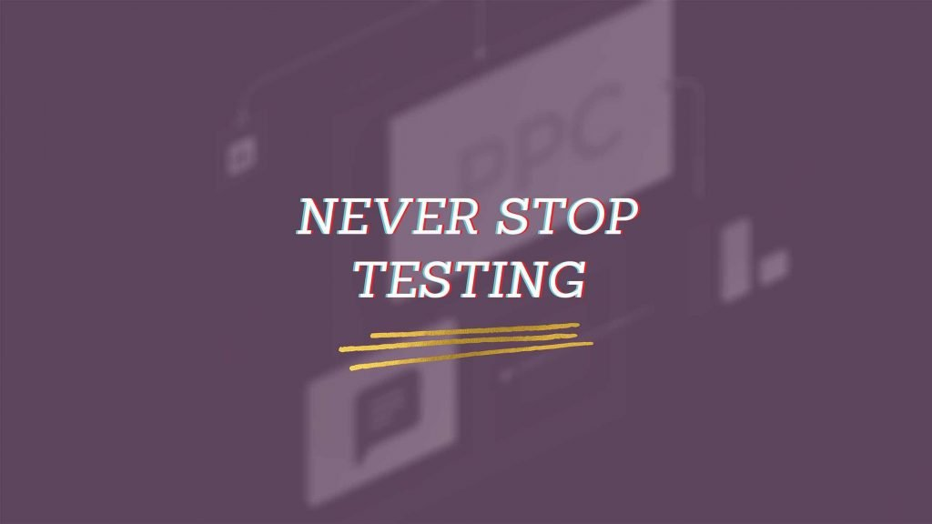 Never Stop Testing - Freelancers Hub