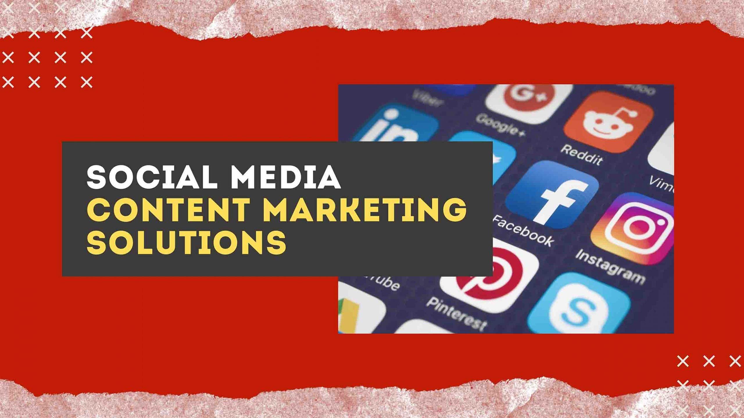 Social Media Content Marketing Solutions - Freelancers Hub