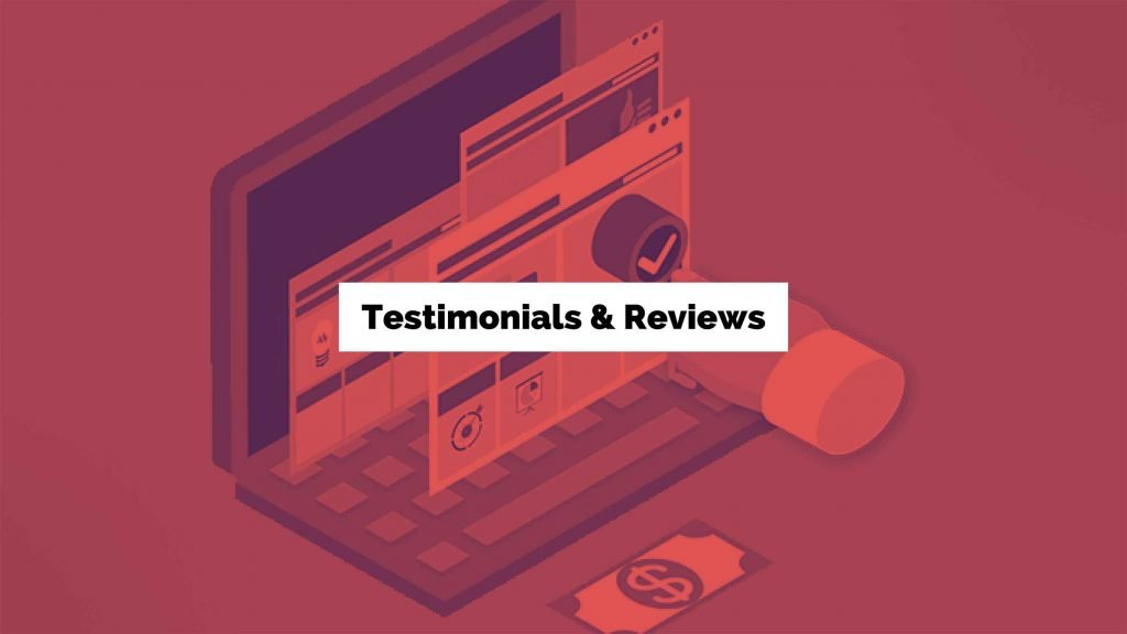 Testimonials & Reviews - Freelancers Hub
