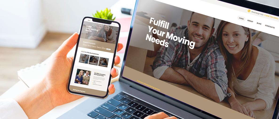 Web Design Solutions: Youboxit