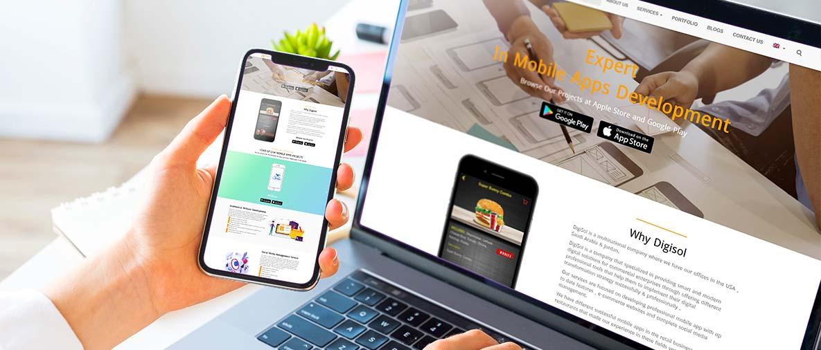 Digisol Web Solution by Freelancers Hub