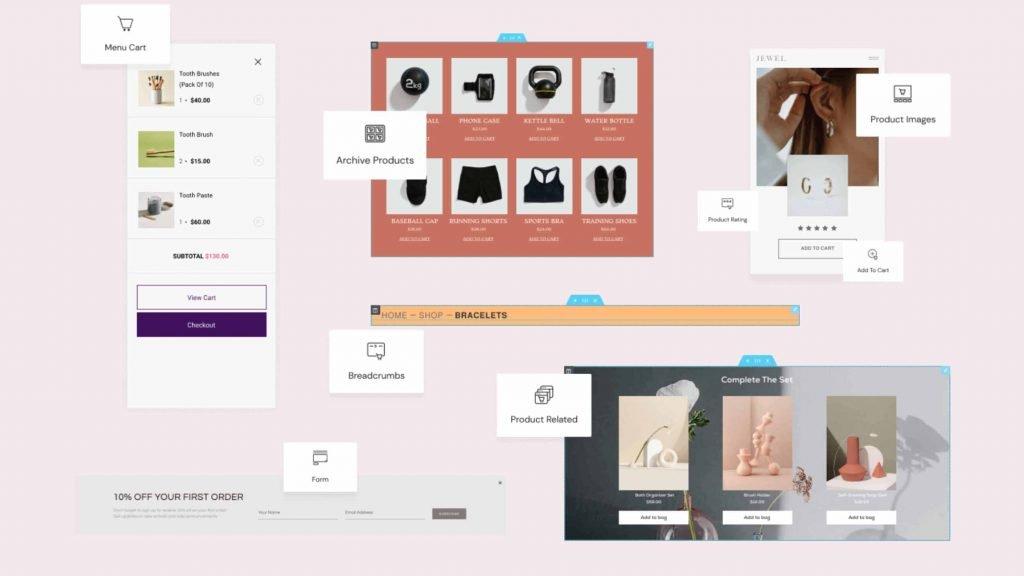The Kits Library - Elementor - Freelancers HUB